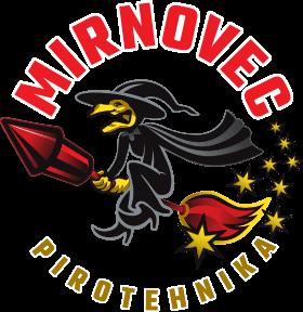 Mirnovec pirotehnika logo